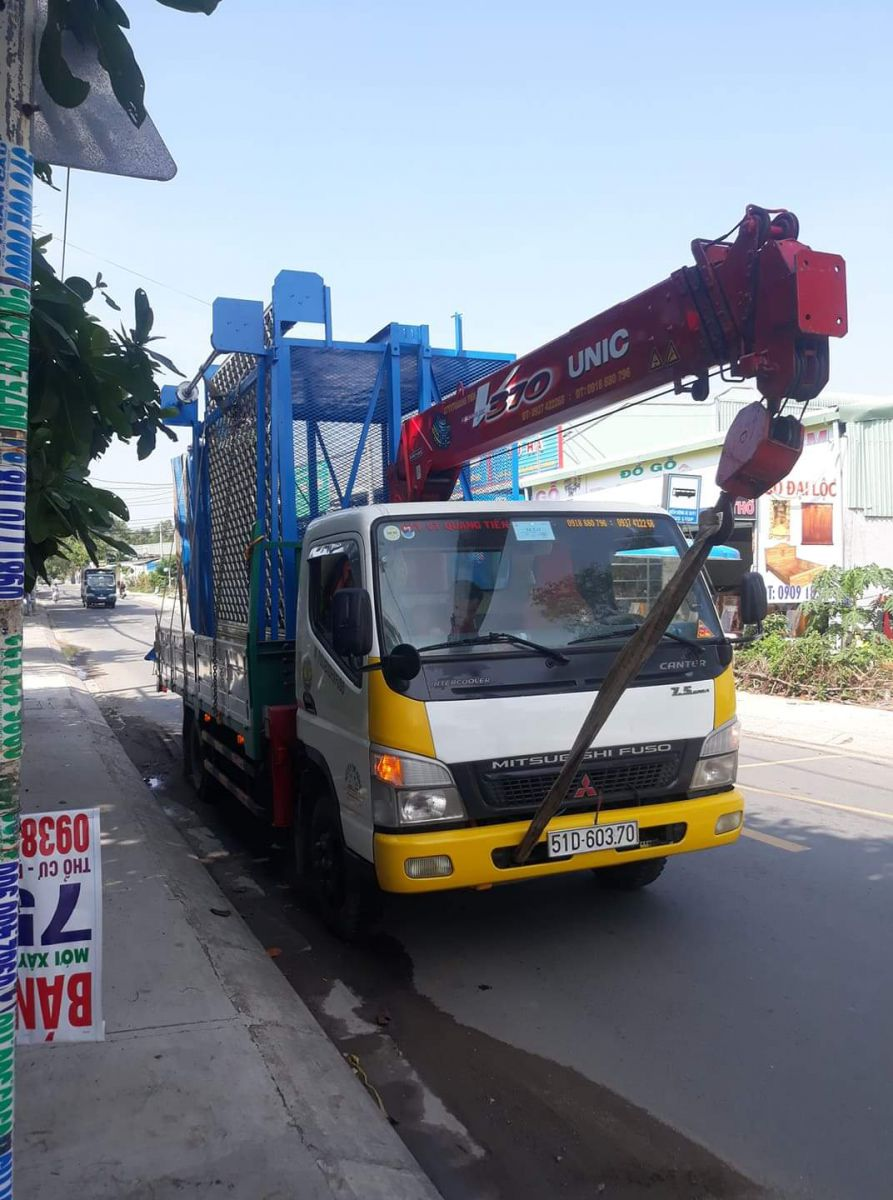 vận chuyển hàng hoá giá rẻ