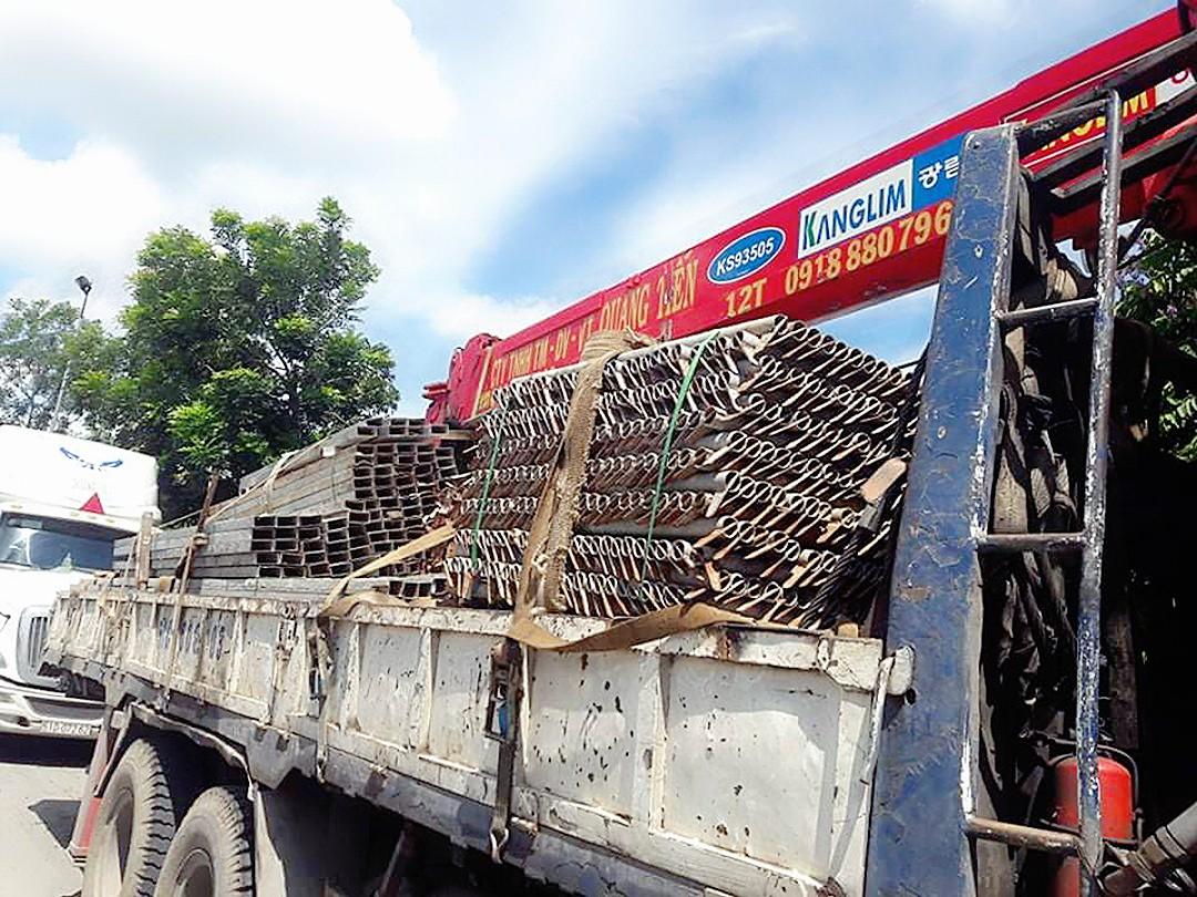 vận chuyển hàng hoá tphcm